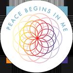 Peace Begins In Me